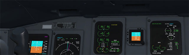 The CRJ Virtual Cockpit