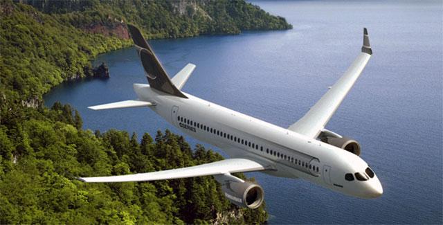 Bombardier CSeries CS300.