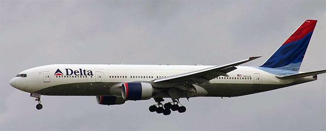 Delta Aircraft.