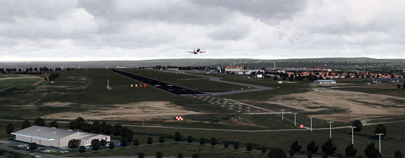 The Runway at Erfurt