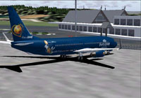Screenshot of euro2004 Boeing 737-800 on the ground.