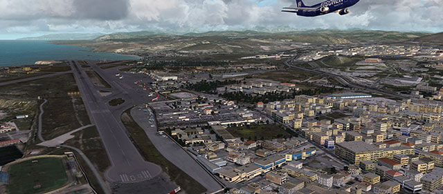 Heraklion X Scenery by Aerosoft