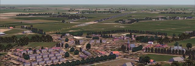 NL2000 scenery.