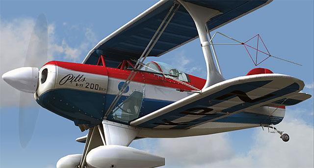 Pitts Special in FSX