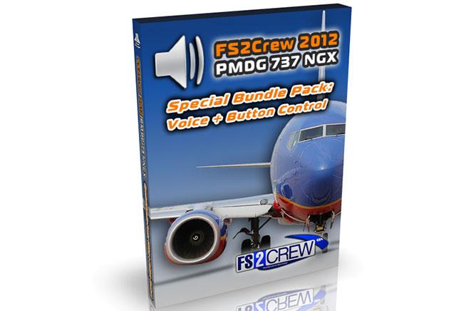PMDG 737 NGX Special Bundle box artwork