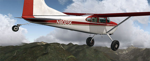 Carenado's Skywagon Bush in FSX