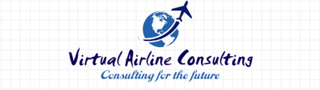 Virtual Airline Consulting logo