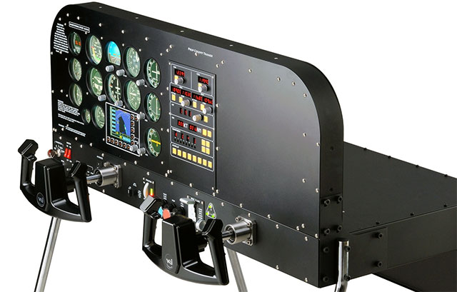 VRinsight prop cockpit trainer
