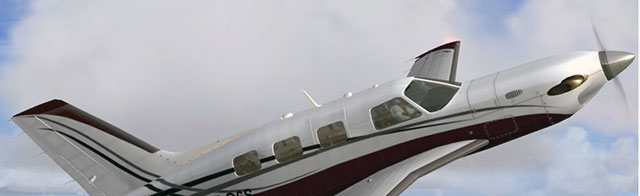 WS Simulation Piper-46.