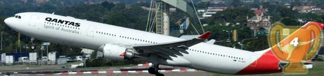 4: Qantas