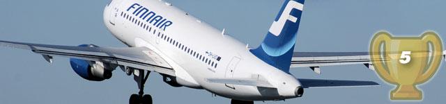 5: Finnair