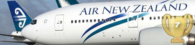 7: Air New Zealand