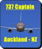 Cover image for 737 the Auckland STAR Arrival mission.
