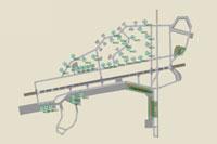 Overview of Elmendorf AFB.
