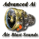 Cover image for AI Advanced Airblast Sounds.