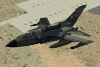 Screenshot of AI MAIW German AF Tornado in flight.