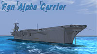 Screenshot of the Alpha Carrier.