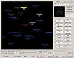 Screenshot of AIRound window.