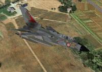 Screenshot of AMI Tornado 6 Stormo in flight.