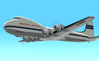 Image representing the ATL-98 Carvair in flight.