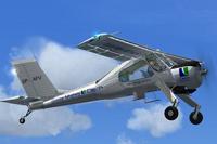Screenshot of Aeroklub Kujawski Wilga X in flight.