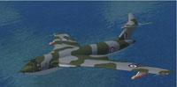 Screenshot of Alpha HP Victor in flight.