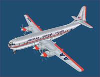Screenshot of American Overseas Boeing 377.