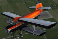 Screenshot of Antonov An-2 N87AN in the air.