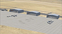 Screenshot of Austin Bergstrom International Airport.