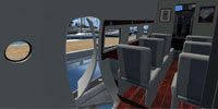 Screenshot of Avia 56 interior cabin view.