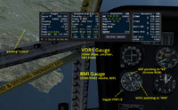 Screenshot of Boeing C-97 VC with notations.