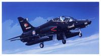 Screenshot of Canadian CT-155 Hawk Trainer in flight.