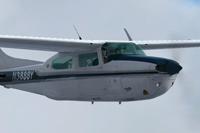 Screenshot of Cessna T210M N3888Y in flight.