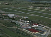 Screenshot of Chambley-Bussieres Airport.