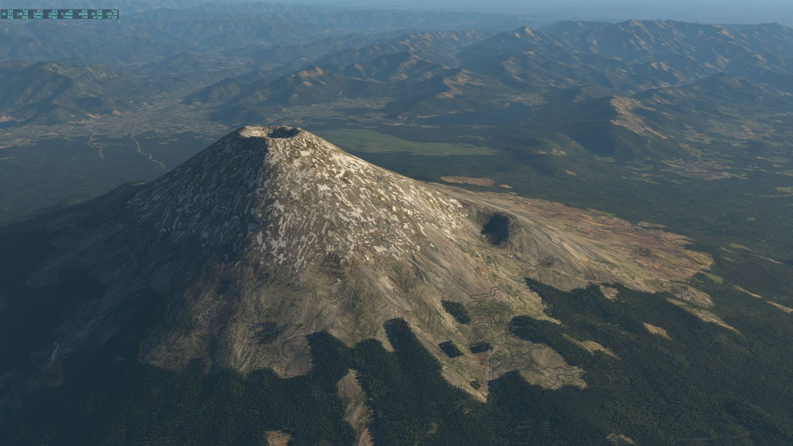 HD Mesh Scenery v4 Downloads for X-Plane 11