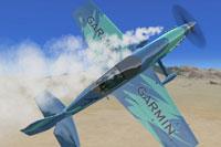 Screenshot of Garmin ARX-5 in flight.