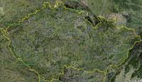 Overview of Czech Republic Airfields.
