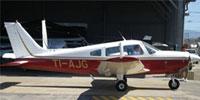 Profile photo of ECDEA Piper Archer II, TI-AJG.