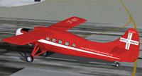 Screenshot of Eastern Provincial Airways Otter on runway.