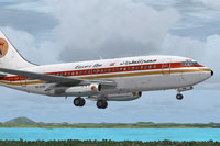 Screenshot of Egypt Air Boeing 737-200ADV.