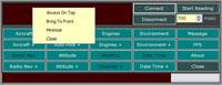 Screenshot of the FSRemote main screen.