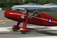 Screenshot of Fairchild 24R Ranger on the ground.