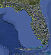 Overview of Florida Airfields.