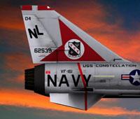 Screenshot of French Navy Kestrel tailfin.