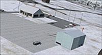 Screenshot of Garret County Airport.