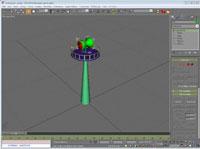 Screenshot of Gmax software.
