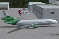 Screenshot of Greenbriar Westhall Charters McDonnell Douglas MD-11.
