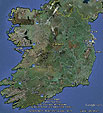 Overview of Ireland Airfields.