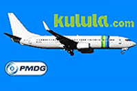 Side view of the Kulula.com Boeing 737-800.