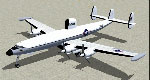 Screenshot of Lockheed EC-121 on the ground.